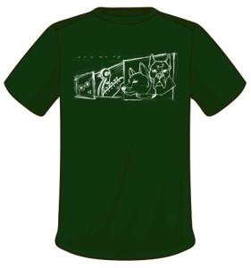 Dogwood T-Shirt featuring Mandu & Temo